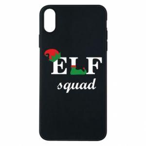 Etui na iPhone Xs Max Ellf Squad