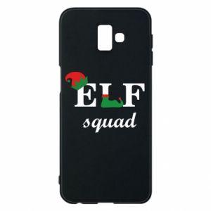 Etui na Samsung J6 Plus 2018 Ellf Squad