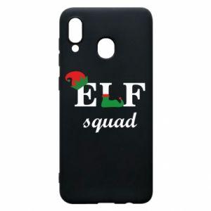 Etui na Samsung A20 Ellf Squad