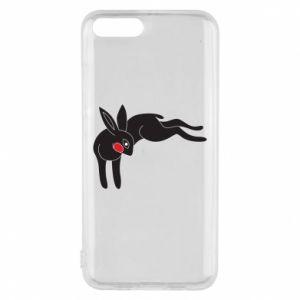 Etui na Xiaomi Mi6 Embarrassed black bunny