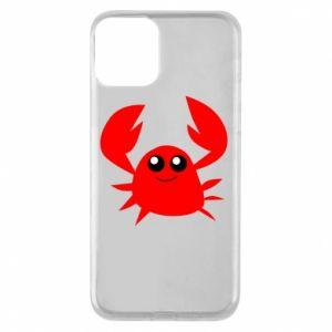 Etui na iPhone 11 Embarrassed crab