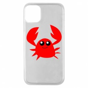 Etui na iPhone 11 Pro Embarrassed crab