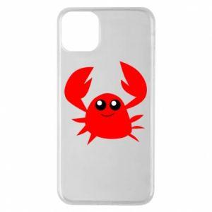 Etui na iPhone 11 Pro Max Embarrassed crab