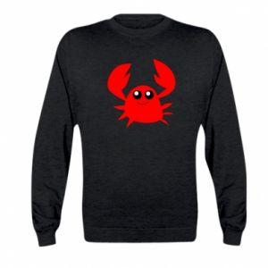 Bluza dziecięca Embarrassed crab