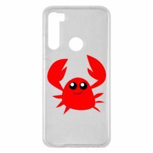 Etui na Xiaomi Redmi Note 8 Embarrassed crab