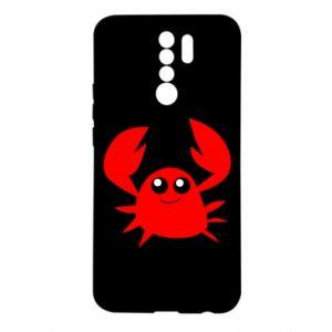 Etui na Xiaomi Redmi 9 Embarrassed crab