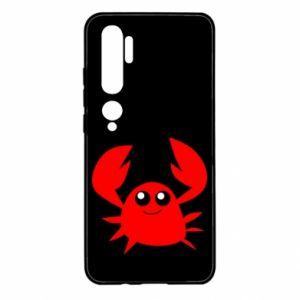 Etui na Xiaomi Mi Note 10 Embarrassed crab
