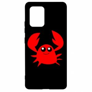 Etui na Samsung S10 Lite Embarrassed crab