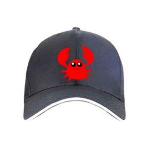 Czapka Embarrassed crab