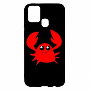 Etui na Samsung M31 Embarrassed crab