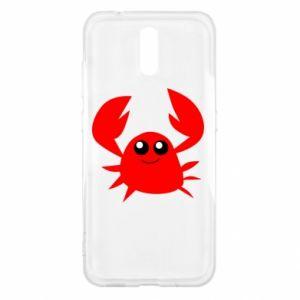 Etui na Nokia 2.3 Embarrassed crab