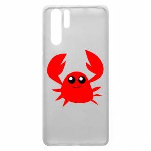 Etui na Huawei P30 Pro Embarrassed crab