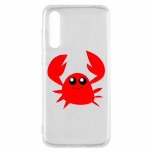 Etui na Huawei P20 Pro Embarrassed crab