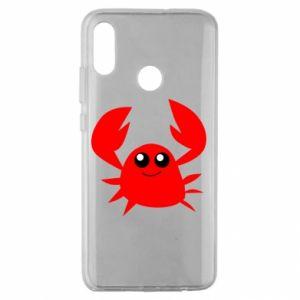 Etui na Huawei Honor 10 Lite Embarrassed crab