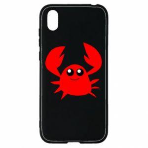 Etui na Huawei Y5 2019 Embarrassed crab