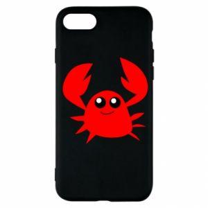 Etui na iPhone SE 2020 Embarrassed crab