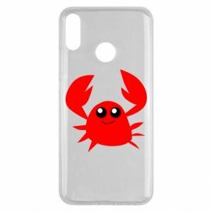 Etui na Huawei Y9 2019 Embarrassed crab