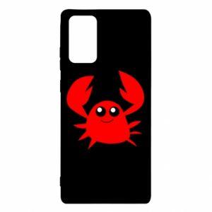 Etui na Samsung Note 20 Embarrassed crab