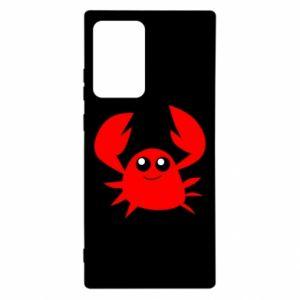 Etui na Samsung Note 20 Ultra Embarrassed crab