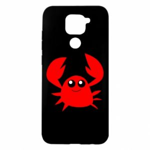 Etui na Xiaomi Redmi Note 9/Redmi 10X Embarrassed crab