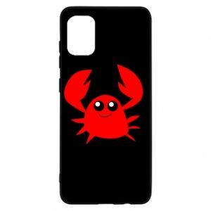 Etui na Samsung A31 Embarrassed crab