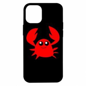 Etui na iPhone 12 Mini Embarrassed crab