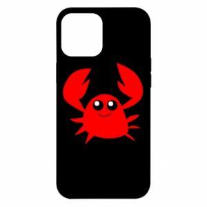 Etui na iPhone 12 Pro Max Embarrassed crab