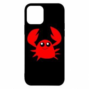 Etui na iPhone 12/12 Pro Embarrassed crab