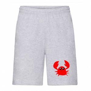 Szorty męskie Embarrassed crab