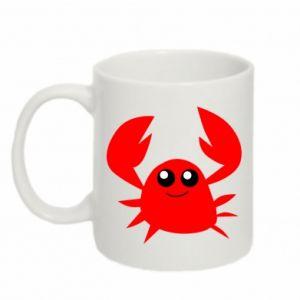 Kubek 330ml Embarrassed crab