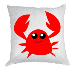 Poduszka Embarrassed crab