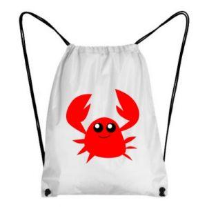 Plecak-worek Embarrassed crab