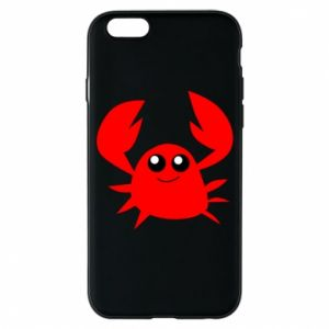 Etui na iPhone 6/6S Embarrassed crab