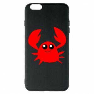 Etui na iPhone 6 Plus/6S Plus Embarrassed crab