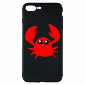 Etui na iPhone 8 Plus Embarrassed crab