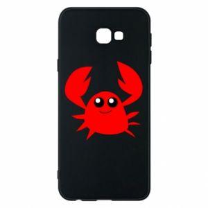 Etui na Samsung J4 Plus 2018 Embarrassed crab