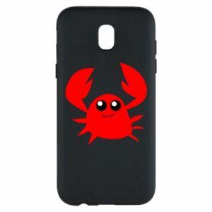 Etui na Samsung J5 2017 Embarrassed crab