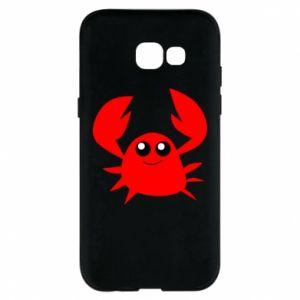 Etui na Samsung A5 2017 Embarrassed crab