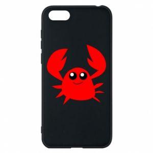 Etui na Huawei Y5 2018 Embarrassed crab