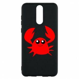 Etui na Huawei Mate 10 Lite Embarrassed crab