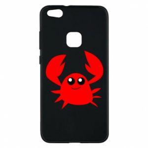 Etui na Huawei P10 Lite Embarrassed crab