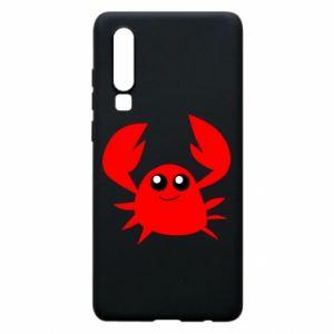 Etui na Huawei P30 Embarrassed crab
