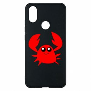 Etui na Xiaomi Mi A2 Embarrassed crab