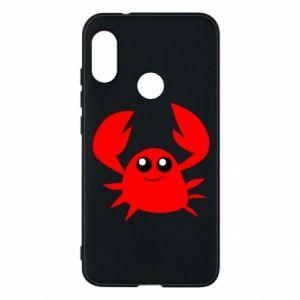 Etui na Mi A2 Lite Embarrassed crab