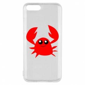 Etui na Xiaomi Mi6 Embarrassed crab