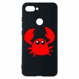 Etui na Xiaomi Mi8 Lite Embarrassed crab
