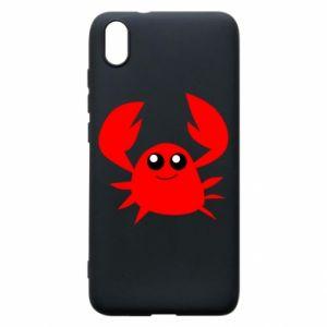 Etui na Xiaomi Redmi 7A Embarrassed crab