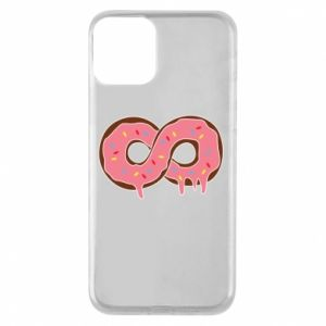 Phone case for iPhone 11 Endless donut - PrintSalon