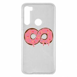 Xiaomi Redmi Note 8 Case Endless donut