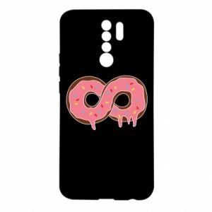 Etui na Xiaomi Redmi 9 Endless donut